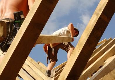 Building Oak Frames