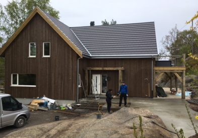 Project in Norway continues to progress