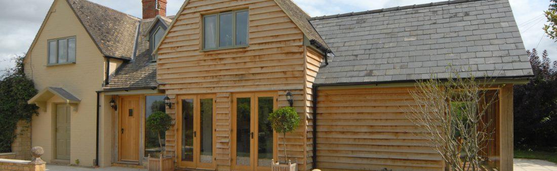 Beautiful Oak Framed house in the Cotswolds