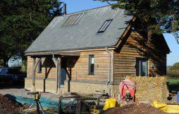Oak Framed Annexes & Studios